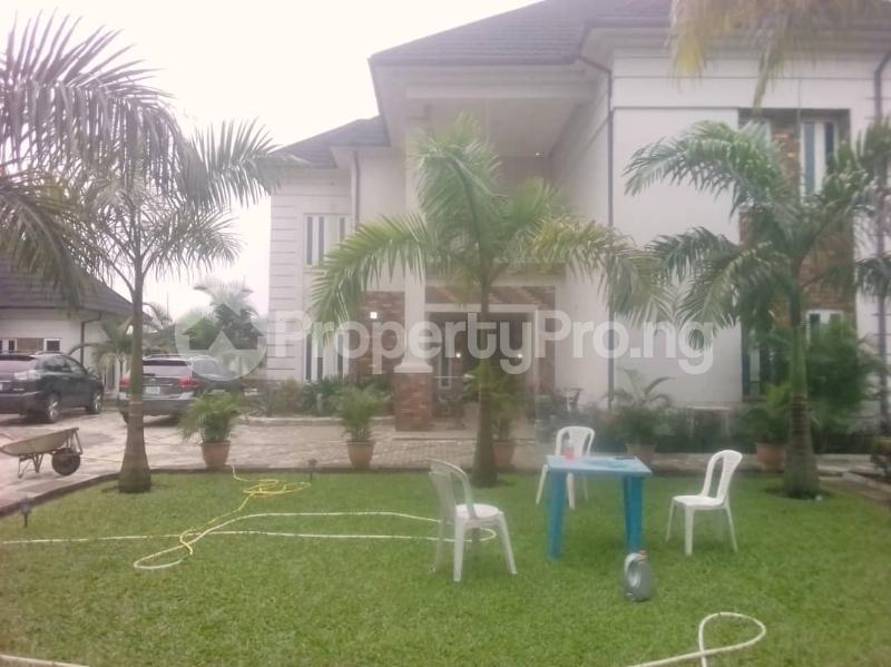 4 bedroom Detached Duplex for sale She'll Cooperative Eliozu Port Harcourt Rivers - 4