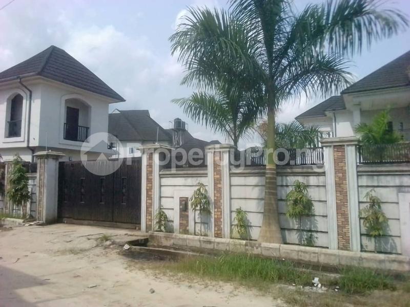 4 bedroom Detached Duplex for sale She'll Cooperative Eliozu Port Harcourt Rivers - 8
