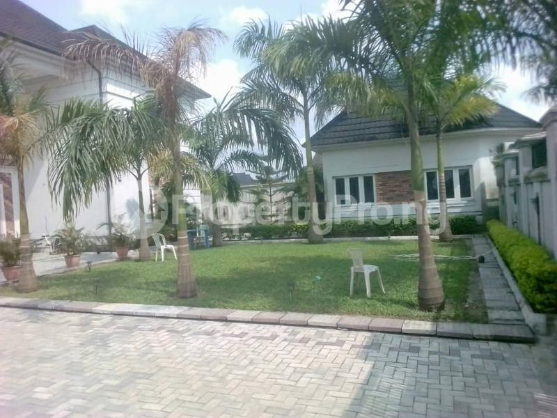 4 bedroom Detached Duplex for sale She'll Cooperative Eliozu Port Harcourt Rivers - 1