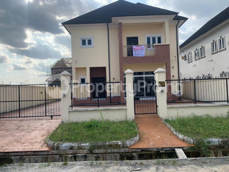4 bedroom Detached Duplex for sale Golf Estate, Peter Odili Road Trans Amadi Port Harcourt Rivers - 0