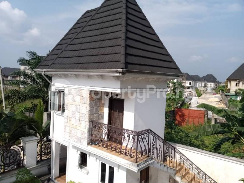 6 bedroom Detached Duplex for sale Shell Cooperative Eliozu Port Harcourt Rivers - 10