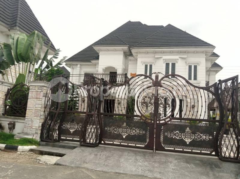 6 bedroom Detached Duplex for sale Shell Cooperative Eliozu Port Harcourt Rivers - 0