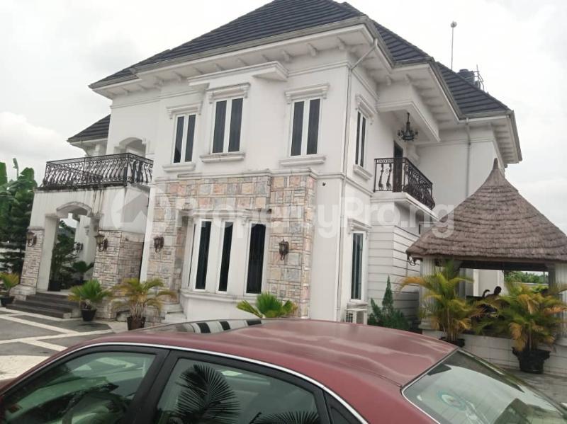 6 bedroom Detached Duplex for sale Shell Cooperative Eliozu Port Harcourt Rivers - 1