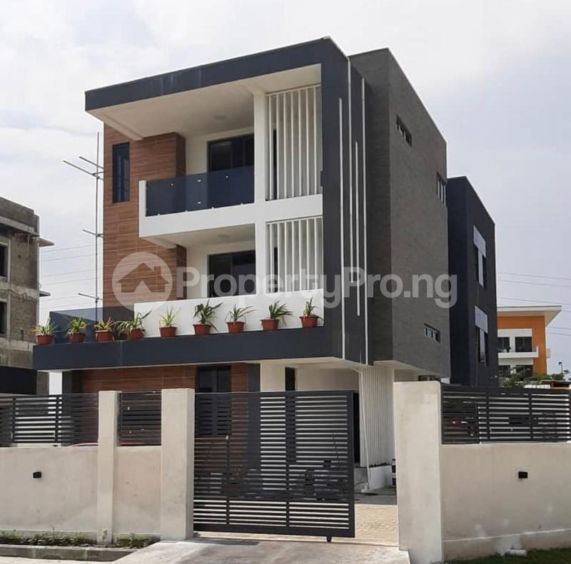 5 bedroom Detached Duplex House for sale Residents  Banana Island Ikoyi Lagos - 0