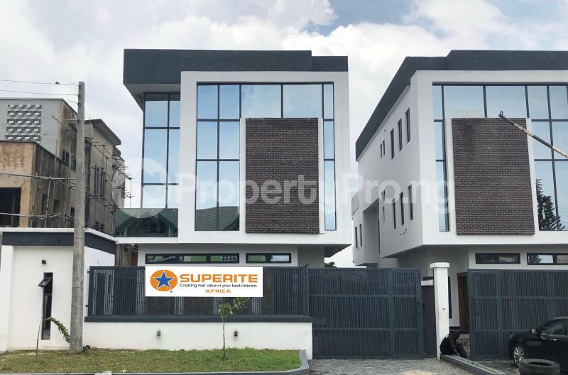 5 bedroom Detached Duplex House for sale Phase1  Lekki Phase 1 Lekki Lagos - 34