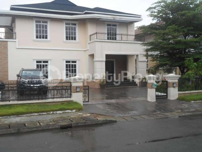 5 bedroom Detached Duplex House for sale Carlton Gate Estate, Chevron Drive chevron Lekki Lagos - 10