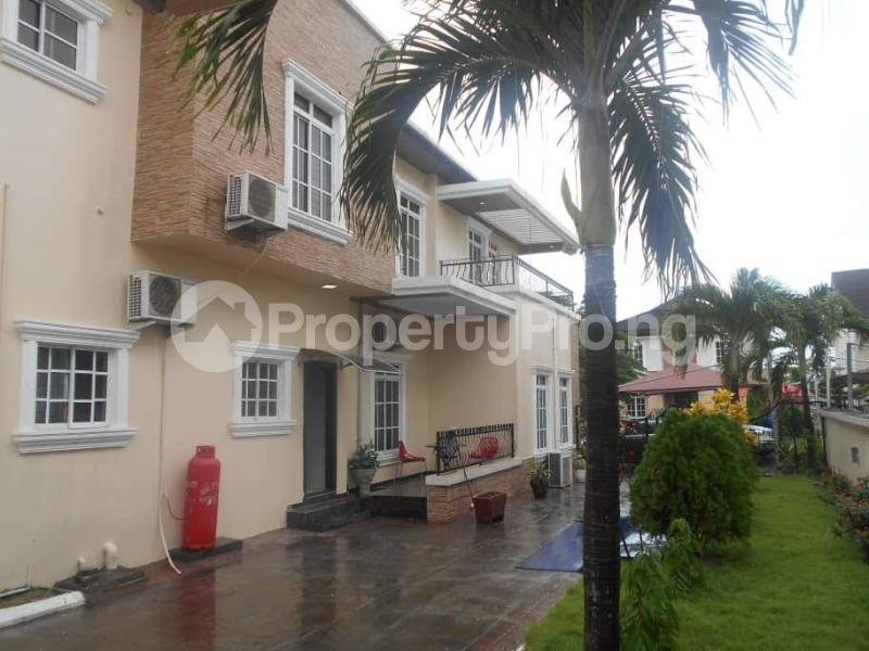 5 bedroom Detached Duplex House for sale Carlton Gate Estate, Chevron Drive chevron Lekki Lagos - 6