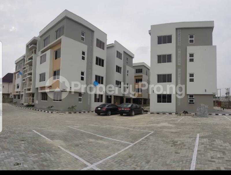 3 bedroom Flat / Apartment for rent Orchid Road chevron Lekki Lagos - 9