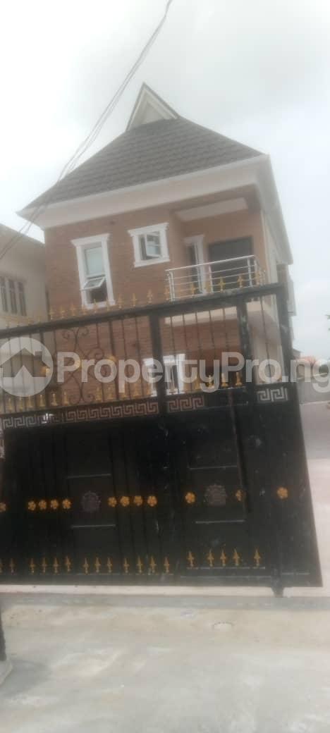 3 bedroom Blocks of Flats for rent Ocean Palm Estate Sangotedo Ajah Lagos - 11