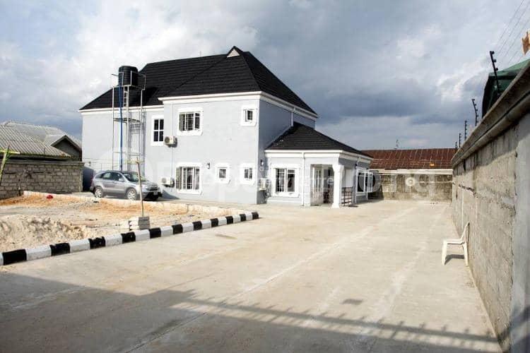 5 bedroom Detached Duplex for sale Off Sars Road Rupkpokwu Port Harcourt Rivers - 0