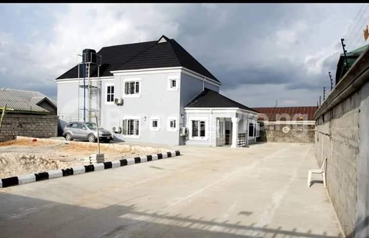5 bedroom Detached Duplex for sale Off Sars Road Rupkpokwu Port Harcourt Rivers - 6