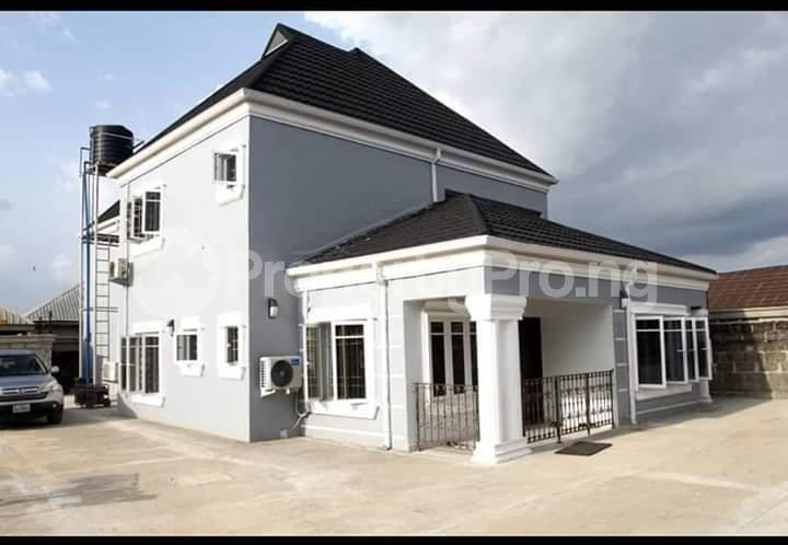 5 bedroom Detached Duplex for sale Off Sars Road Rupkpokwu Port Harcourt Rivers - 1