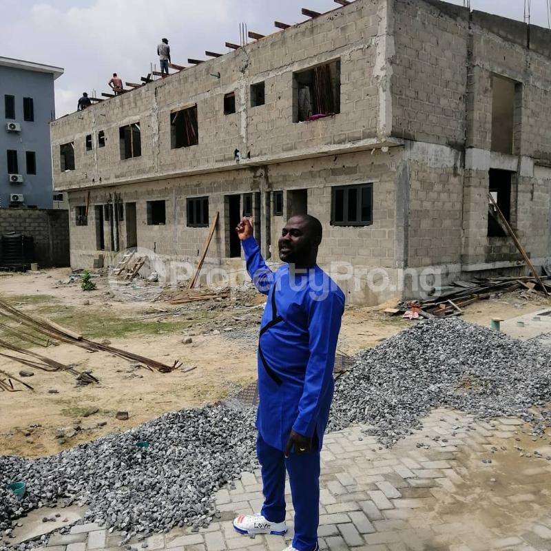 4 bedroom Terraced Duplex House for sale Opposite NICON TOWN Estate,few minutes after Nike Art Gallery Ikate Lekki Lagos - 5