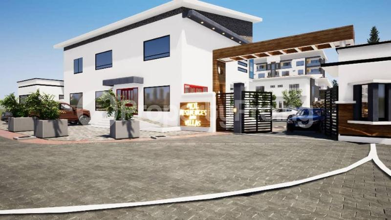 4 bedroom Terraced Duplex House for sale Opposite NICON TOWN Estate,few minutes after Nike Art Gallery Ikate Lekki Lagos - 10