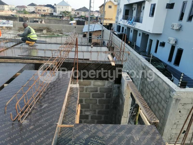 4 bedroom Terraced Duplex House for sale Opposite NICON TOWN Estate,few minutes after Nike Art Gallery Ikate Lekki Lagos - 7