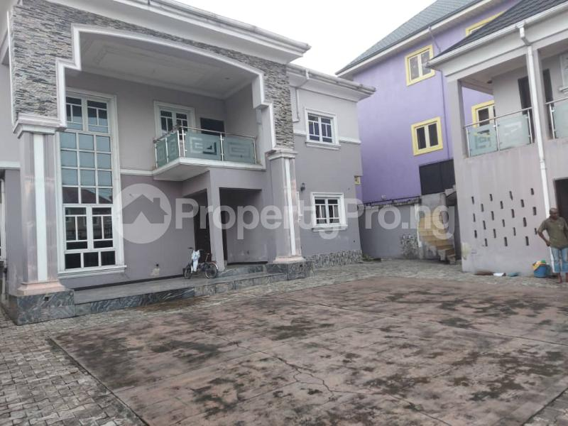 4 bedroom Detached Duplex for sale Nvuigwe Estate,off Alcon Road, Woji Trans Amadi Port Harcourt Rivers - 0