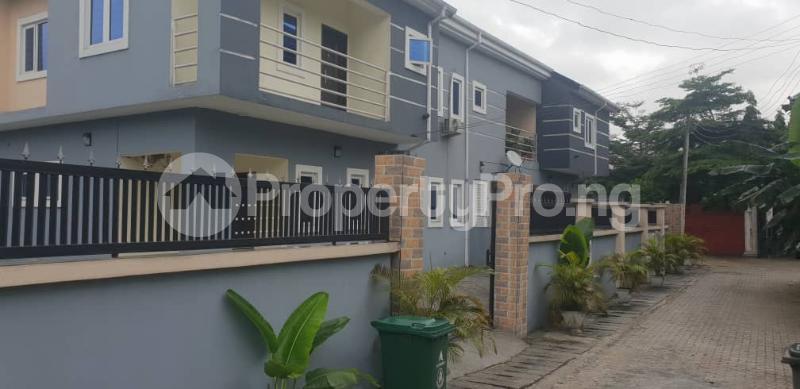4 bedroom Semi Detached Duplex for rent Off Peter Odili Road Trans Amadi Port Harcourt Rivers - 2
