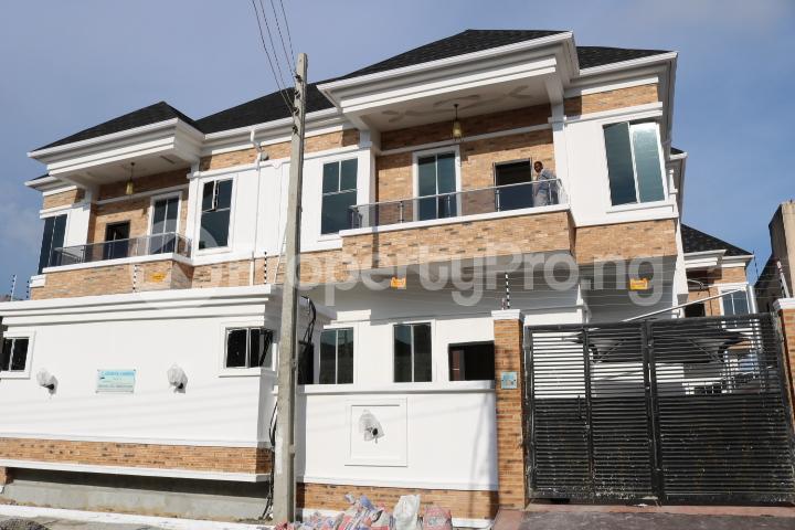 4 bedroom Semi Detached Duplex House for sale Agungi Lekki Lagos - 2
