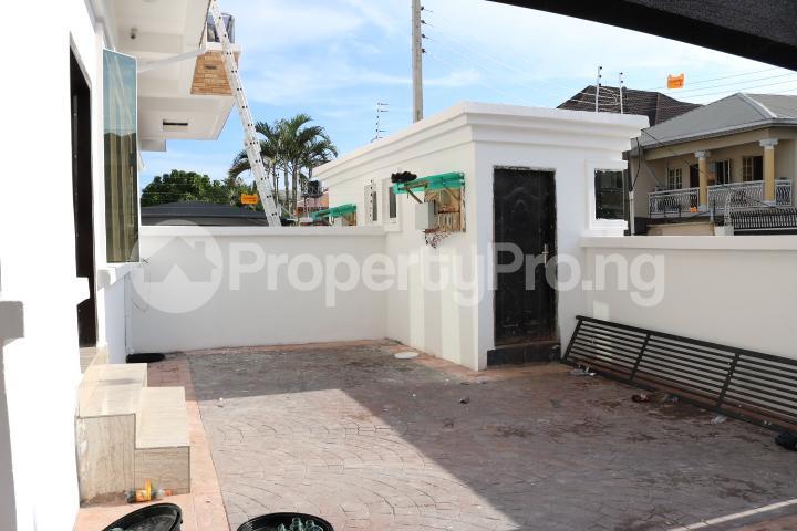 4 bedroom Semi Detached Duplex House for sale Agungi Lekki Lagos - 7