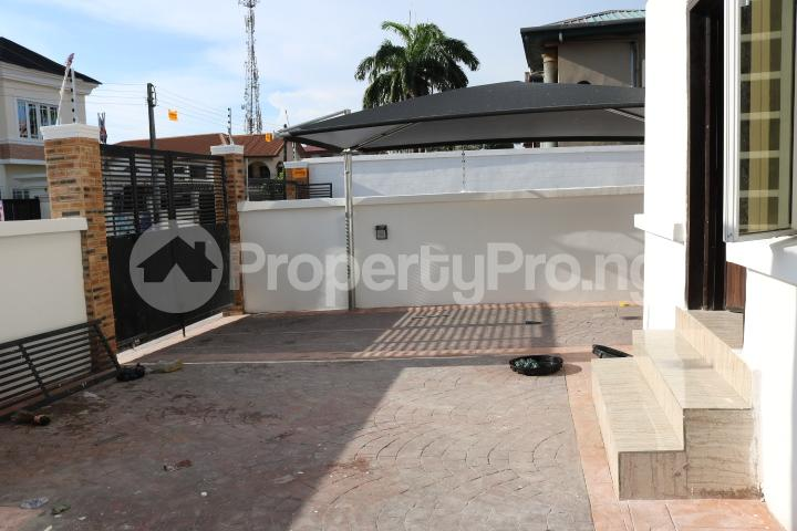 4 bedroom Semi Detached Duplex House for sale Agungi Lekki Lagos - 8