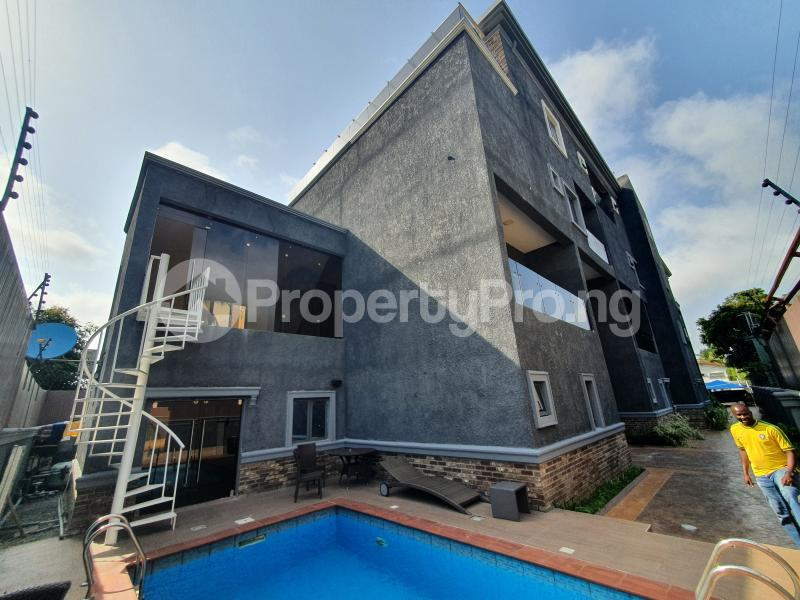 4 bedroom Terraced Duplex House for rent Victoria Island Lagos - 1