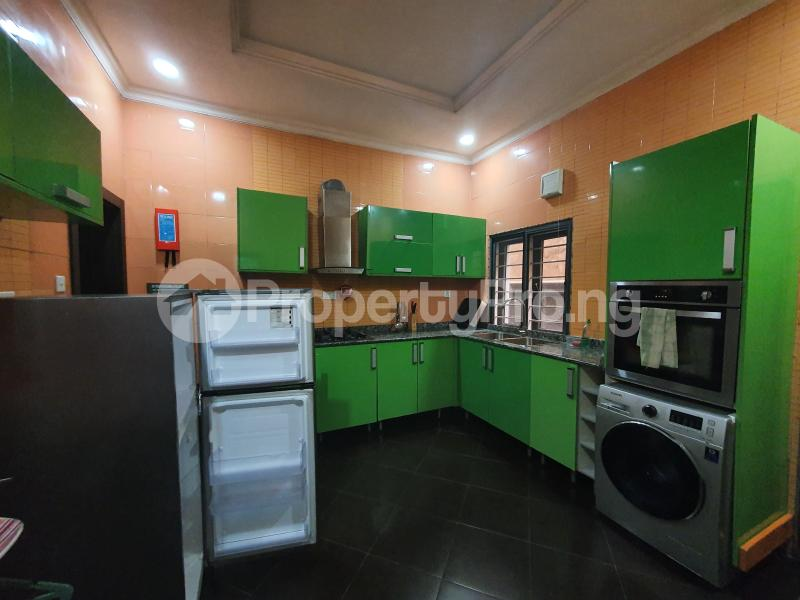 4 bedroom Terraced Duplex House for rent Victoria Island Lagos - 9