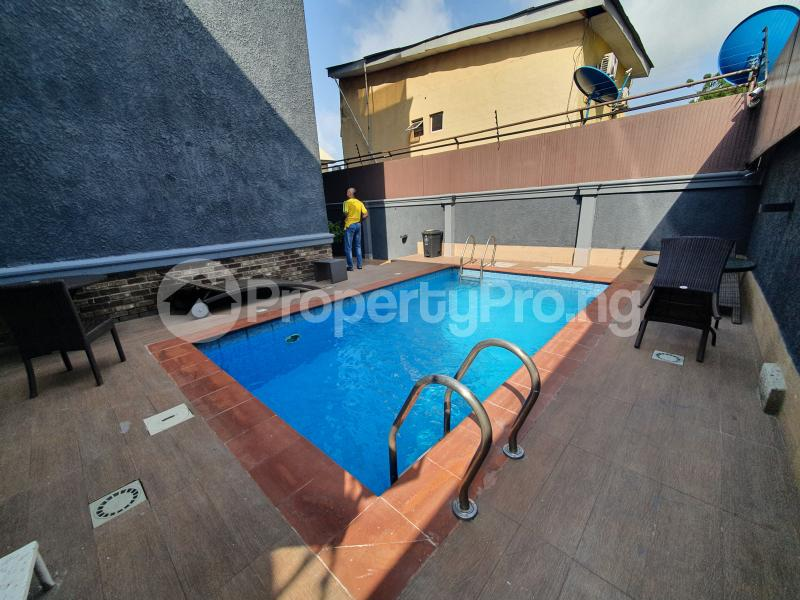 4 bedroom Terraced Duplex House for rent Victoria Island Lagos - 22