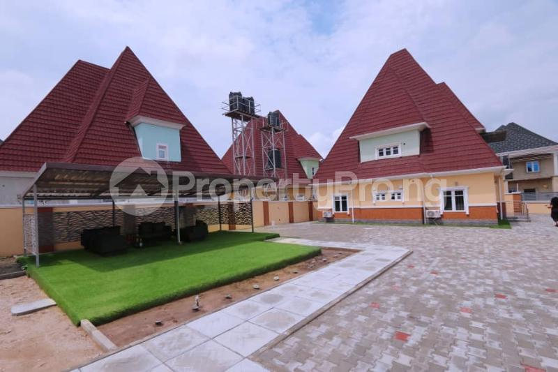 2 bedroom Detached Bungalow for shortlet Trademore Lugbe Abuja - 21