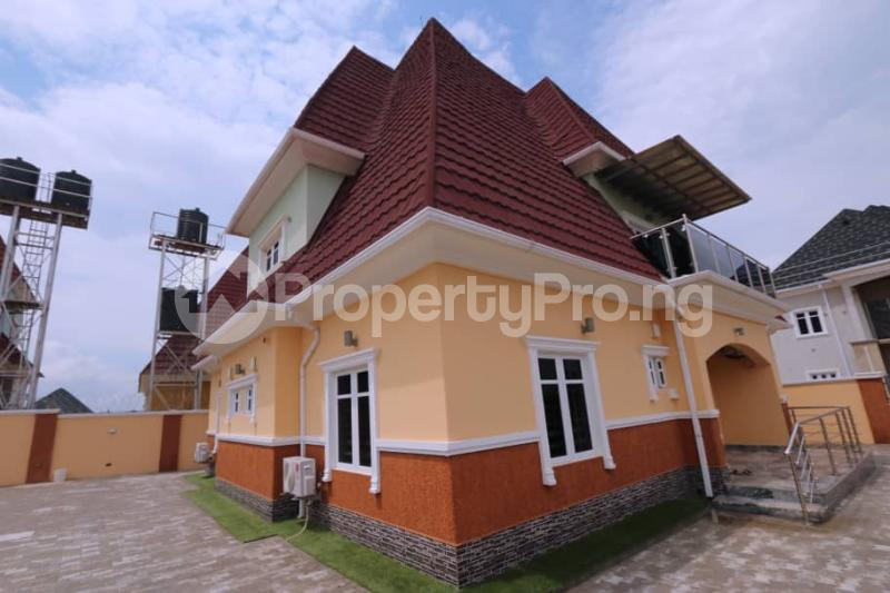 2 bedroom Detached Bungalow for shortlet Trademore Lugbe Abuja - 0