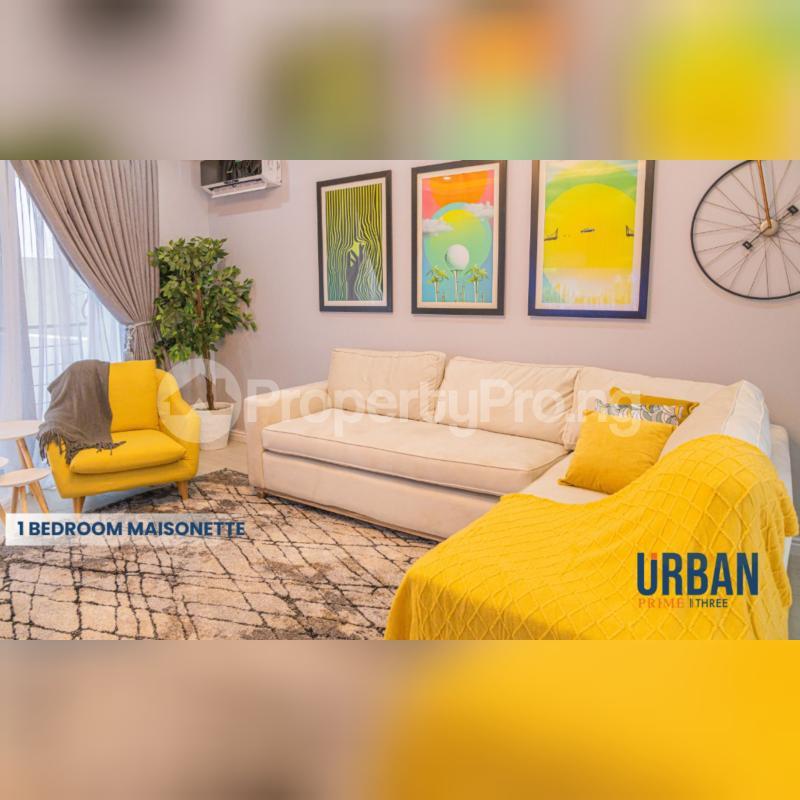 1 bedroom Massionette for sale Abraham Adesanya Road Ogombo Ajah Lagos - 1