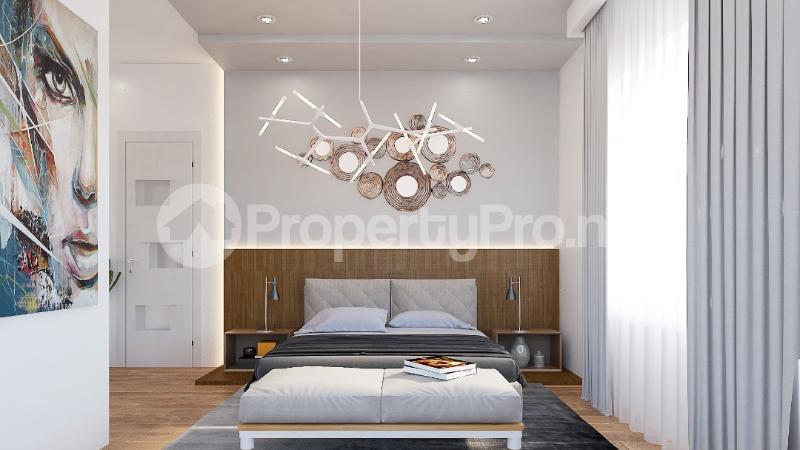 1 bedroom mini flat  Self Contain Flat / Apartment for sale Taiye Olowu Street Off Victoria Arobieke. Lekki Phase 1 Lekki Lagos - 2