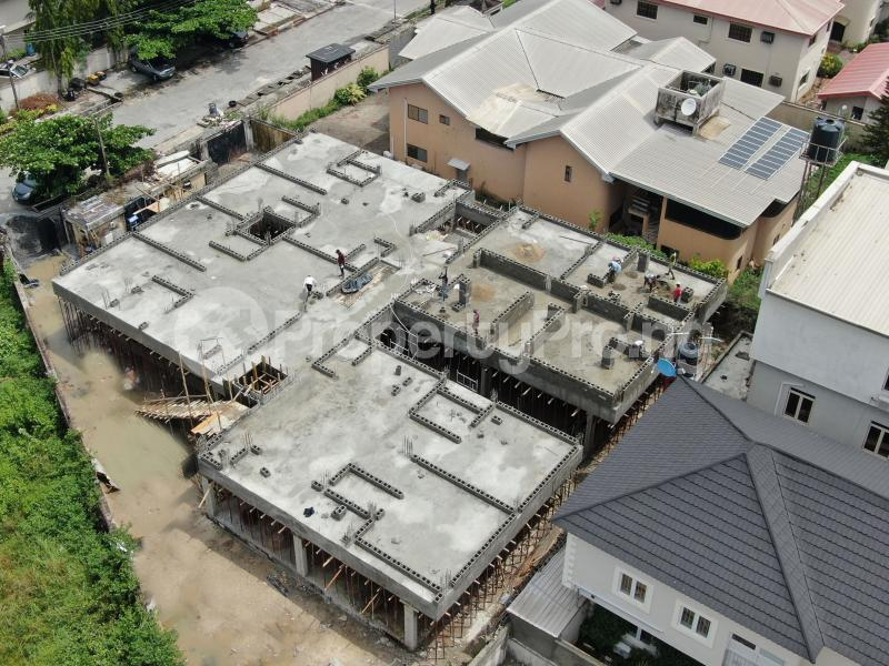 1 bedroom mini flat  Self Contain Flat / Apartment for sale Taiye Olowu Street Off Victoria Arobieke. Lekki Phase 1 Lekki Lagos - 11