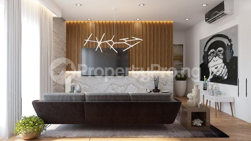 1 bedroom mini flat  Self Contain Flat / Apartment for sale Taiye Olowu Street Off Victoria Arobieke. Lekki Phase 1 Lekki Lagos - 3