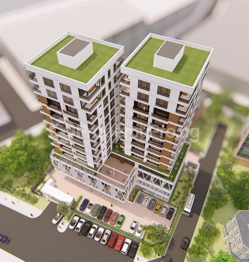 2 bedroom Flat / Apartment for sale The Knight's Place, Ahmadu Bello Way Victoria Island Lagos - 5