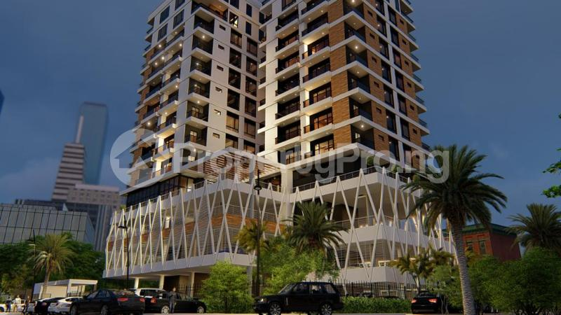 2 bedroom Flat / Apartment for sale The Knight's Place, Ahmadu Bello Way Victoria Island Lagos - 1