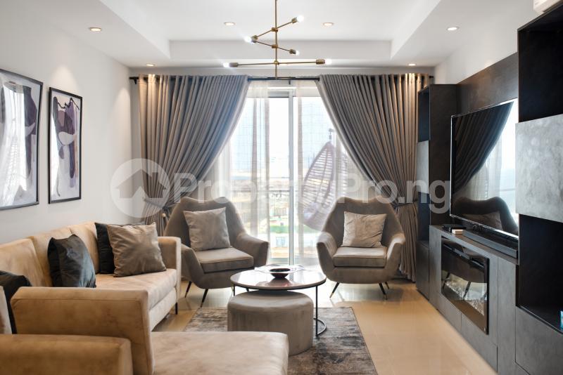 2 bedroom Studio Apartment Flat / Apartment for shortlet Waterside Road ONIRU Victoria Island Lagos - 1