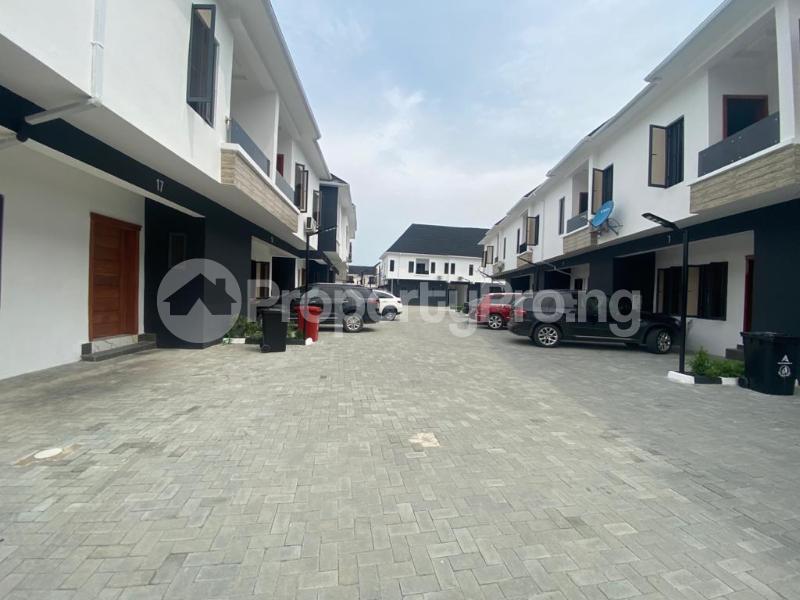 2 bedroom Semi Detached Duplex House for shortlet Olusesi Conservation Road Chevron, Lekki Expressway, Lekki, Lagos. chevron Lekki Lagos - 14