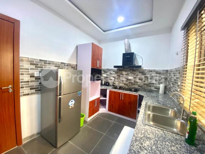 2 bedroom Semi Detached Duplex House for shortlet Olusesi Conservation Road Chevron, Lekki Expressway, Lekki, Lagos. chevron Lekki Lagos - 8