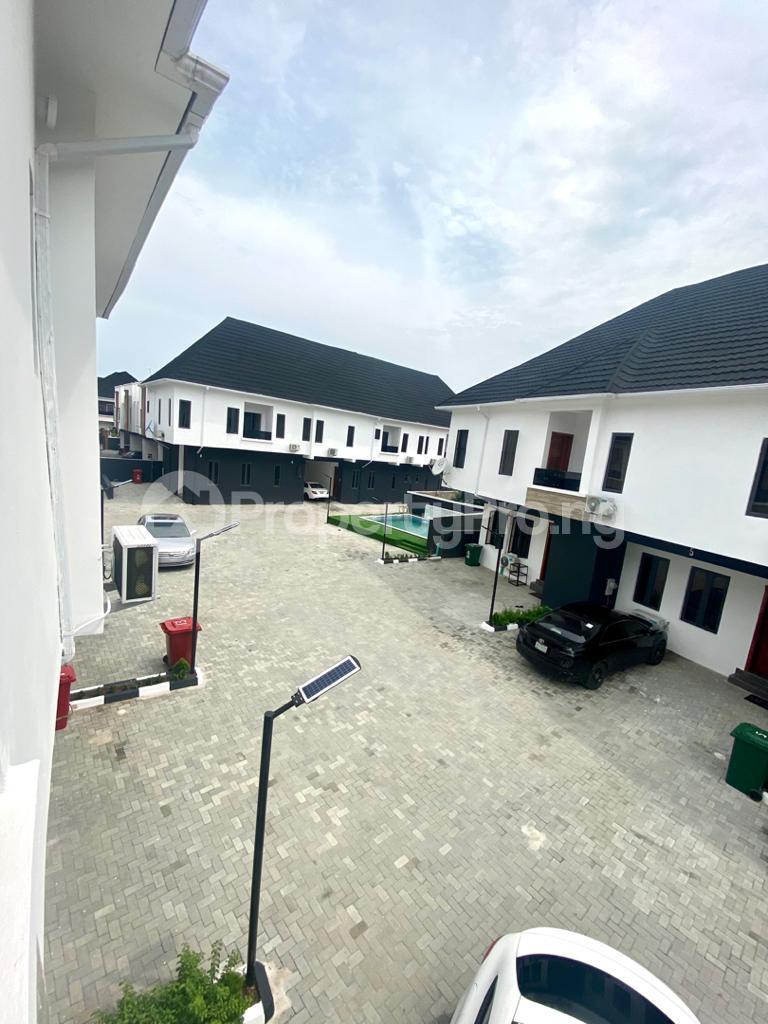 2 bedroom Semi Detached Duplex House for shortlet Olusesi Conservation Road Chevron, Lekki Expressway, Lekki, Lagos. chevron Lekki Lagos - 4