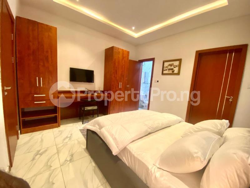2 bedroom Semi Detached Duplex House for shortlet Olusesi Conservation Road Chevron, Lekki Expressway, Lekki, Lagos. chevron Lekki Lagos - 5