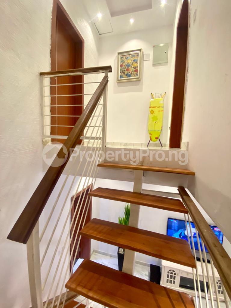 2 bedroom Semi Detached Duplex House for shortlet Olusesi Conservation Road Chevron, Lekki Expressway, Lekki, Lagos. chevron Lekki Lagos - 9