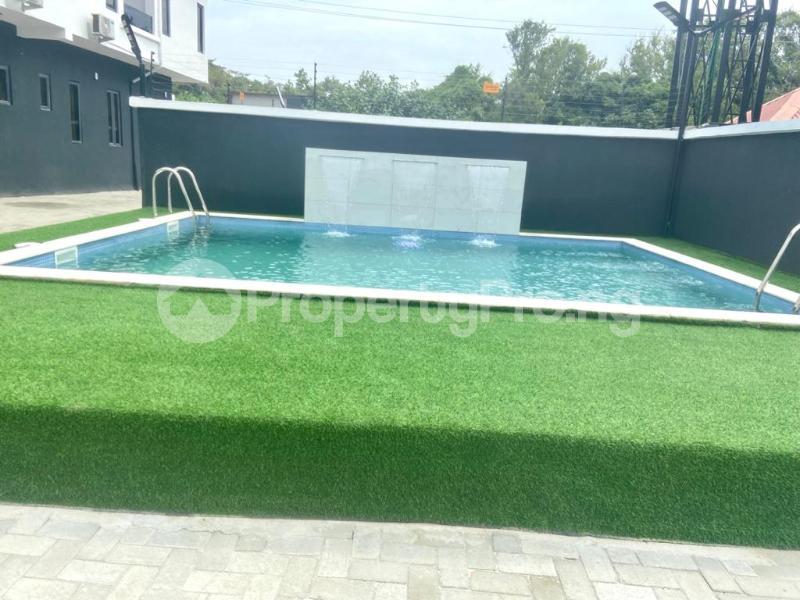 2 bedroom Semi Detached Duplex House for shortlet Olusesi Conservation Road Chevron, Lekki Expressway, Lekki, Lagos. chevron Lekki Lagos - 10