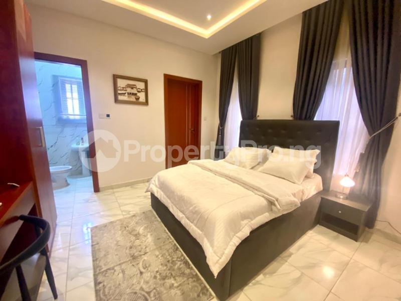 2 bedroom Semi Detached Duplex House for shortlet Olusesi Conservation Road Chevron, Lekki Expressway, Lekki, Lagos. chevron Lekki Lagos - 7
