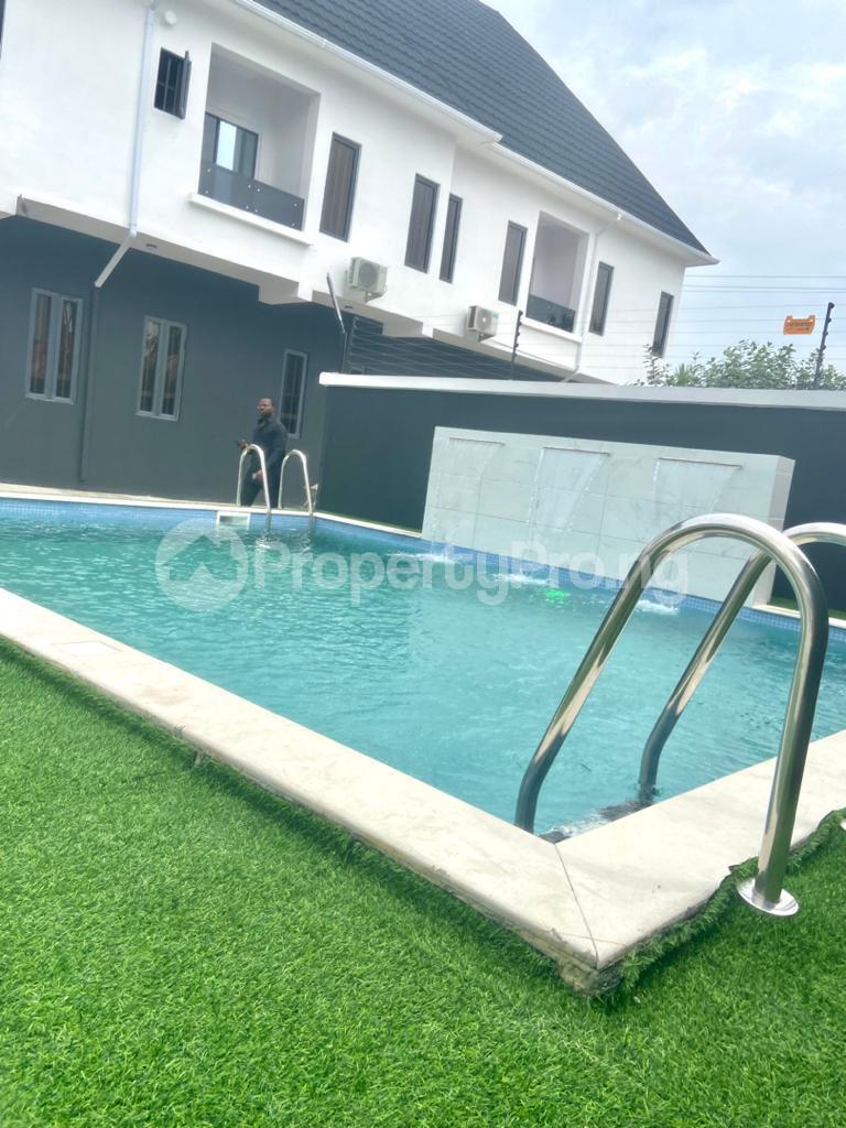2 bedroom Semi Detached Duplex House for shortlet Olusesi Conservation Road Chevron, Lekki Expressway, Lekki, Lagos. chevron Lekki Lagos - 13