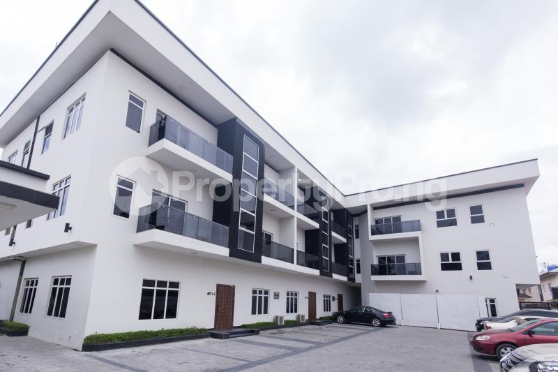 2 bedroom Flat / Apartment for shortlet N0, 6 Fatai Arobieke Street Lekki Phase 1 Lekki Lagos - 0