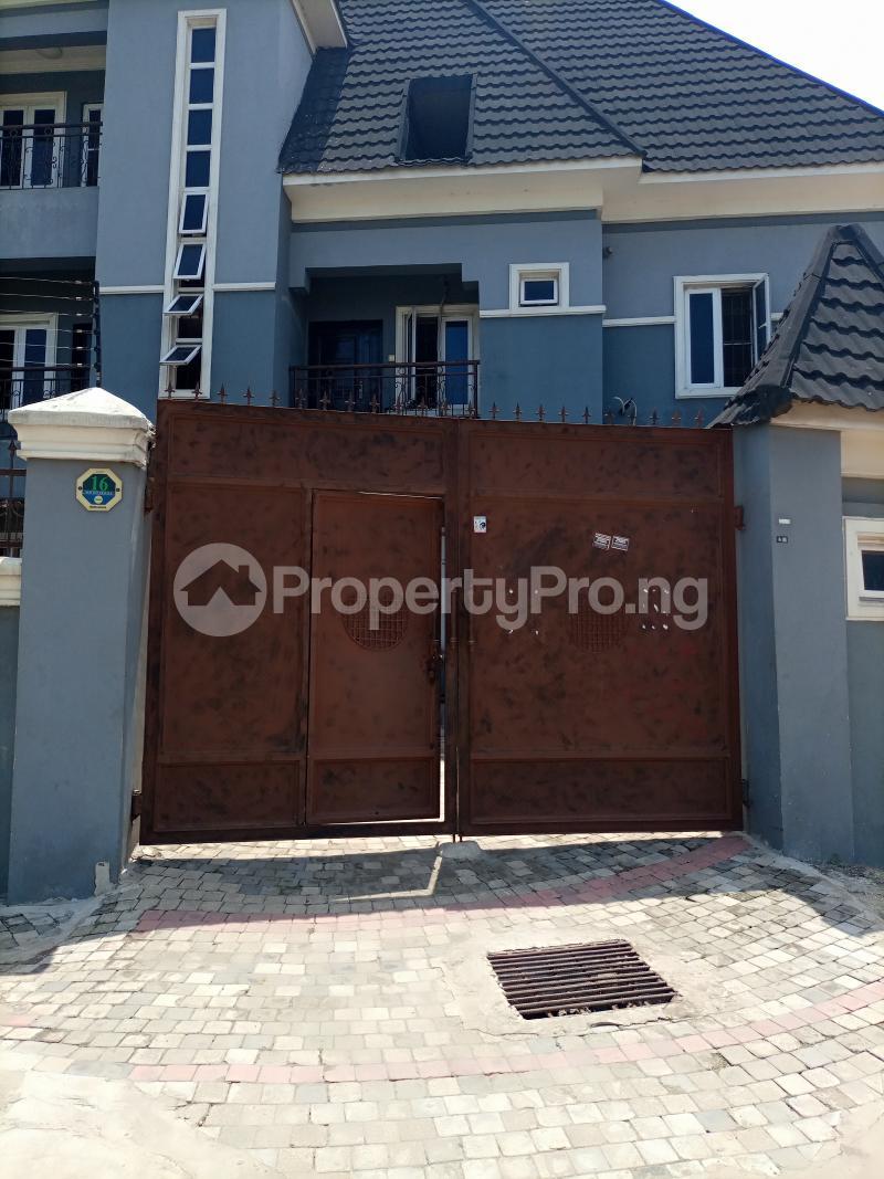 2 bedroom Flat / Apartment for rent Peace Estate Apple junction Amuwo Odofin Lagos - 0