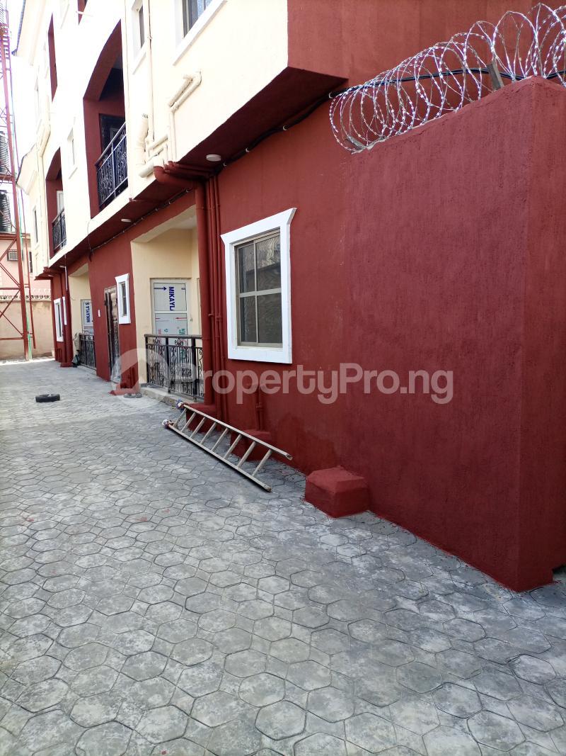 2 bedroom Flat / Apartment for rent Grandmate Ago palace Okota Lagos - 0
