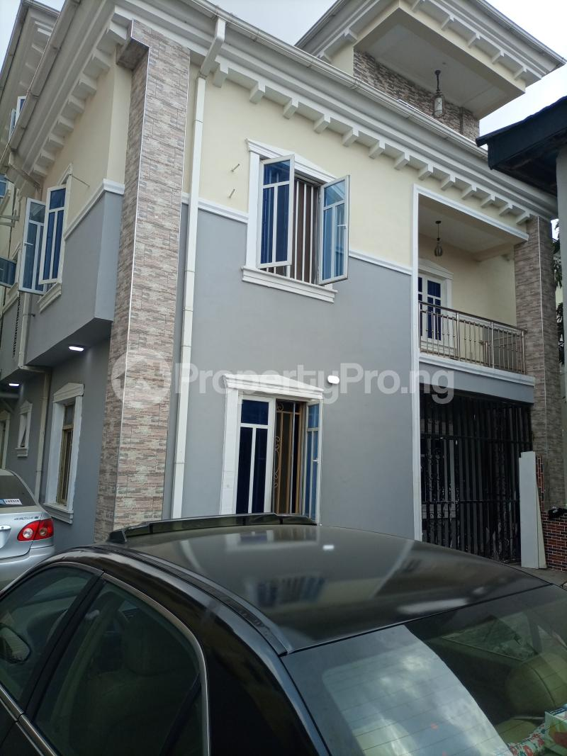 2 bedroom Flat / Apartment for rent Parkview Ago palace Okota Lagos - 0