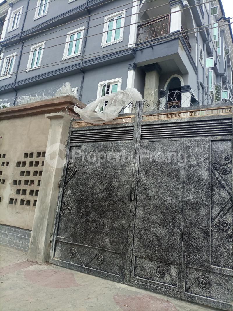 2 bedroom Flat / Apartment for rent Ago Palace Way Ago palace Okota Lagos - 0