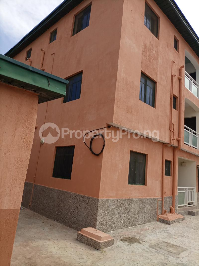2 bedroom Flat / Apartment for rent Community Community road Okota Lagos - 0